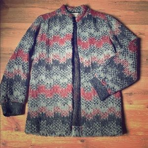 Vintage Koret Sweater Coat Size Sm/Med
